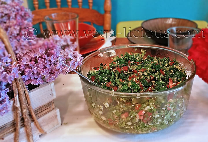 parsley-salad